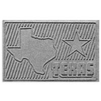 Weather Guard™ Texas 2-Foot x 3-Foot Door Mat in Grey