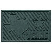 Weather Guard™ Texas 2-Foot x 3-Foot Door Mat in Evergreen