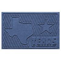 Weather Guard™ Texas 2-Foot x 3-Foot Door Mat in Navy