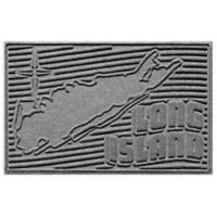 Weather Guard™ Long Island 2-Foot x 3-Foot Door Mat in Grey