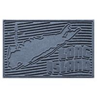 Weather Guard™ Long Island 2-Foot x 3-Foot Door Mat in Blue Stone