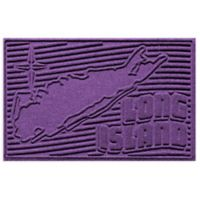 Weather Guard™ Long Island 2-Foot x 3-Foot Door Mat in Purple