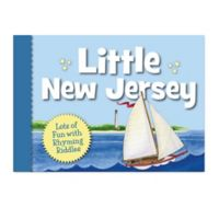 """Little New Jersey"" Book by Kate Hale"