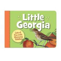 """Little Georgia"" Book by Kate Hale"