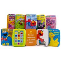Me Reader Jr.™ Sesame Street Electronic Reader and 8-Book Library