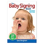 "Firefly Books ""Baby Signing Book"" by Sarah Bingham"