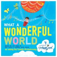 """""""What a Wonderful World"""" Board Book by Bob Thiele and George David Weiss"""