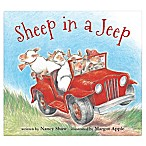 """Sheep In A Jeep"" by Nancy Shaw"