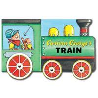 Curious George's Train Mini Movers Book