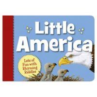 """Little America"" Book by Helen Foster James"