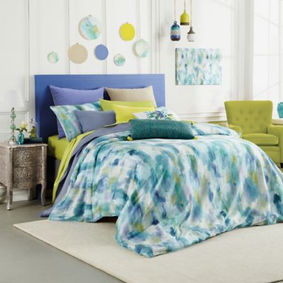 bluebellgray® Cameron Twin/Twin XL Duvet Cover Set in Teal