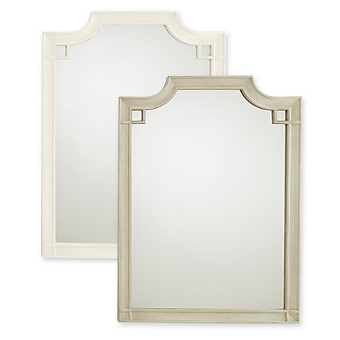 image of Stanley Furniture 35-Inch x 48-Inch Silver Lake Mirror