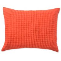 Amity Home Richard King Pillow Sham in Orange