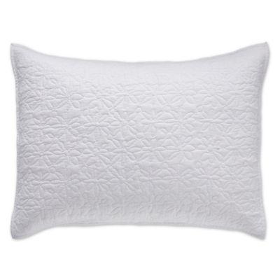 bluebellgray® Fern Standard Pillow Sham in White