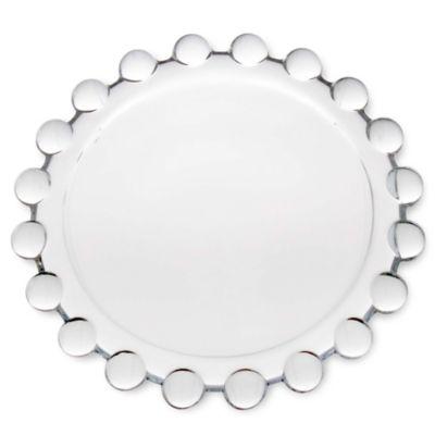 Hobnail Pilar Plate Candle Holder  sc 1 st  Bed Bath \u0026 Beyond & Buy Decorative Plate Holders from Bed Bath \u0026 Beyond