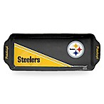 NFL Pittsburgh Steelers Rectangular Game Time Appetizer Tray