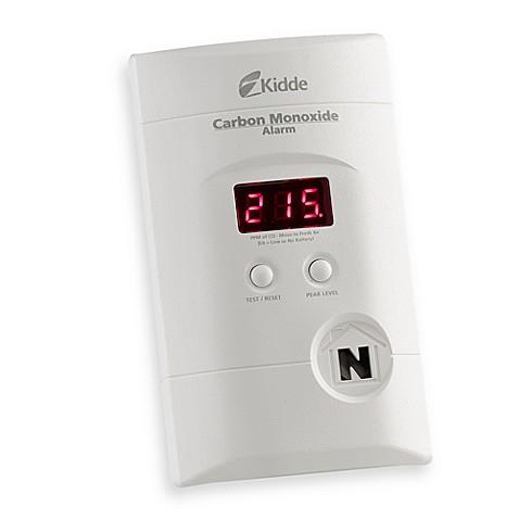 kidde carbon monoxide plug in and battery alarm buybuy baby. Black Bedroom Furniture Sets. Home Design Ideas
