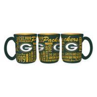 NFL Green Bay Packers 17 oz. Sculpted Spirit Mug