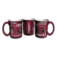 NFL Arizona Cardinals 17 oz. Sculpted Spirit Mug