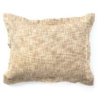 Amity Home Everette Herringbone King Pillow Sham in Natural