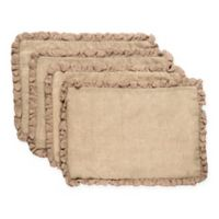 Pamela Placemats in Natural (Set of 4)