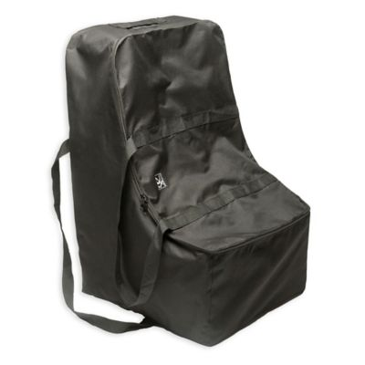 Car Seat Travel Accessories JL Childress Universal Side Carry Bag In Black