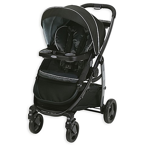 Graco 174 Modes Click Connect Stroller In Gotham Buybuy Baby