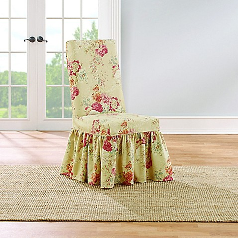 Sure Fit 174 Ballad Bouquet By Waverly Dining Room Chair