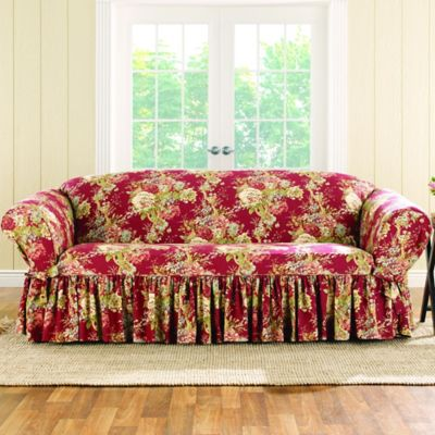 Buy Sure Fit Slipcovers From Bed Bath Amp Beyond