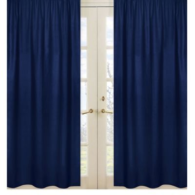 x on cotton amazing deal navy abstract blue pair pannel lnr design curtain shop grid panel drapes double harlequin