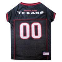 NFL Houston Texans X-Large Pet Jersey