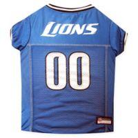 NFL Detroit Lions X-Large Pet Jersey