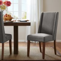 MP Bro Dining Chairs in Charcoal (Set of 2)