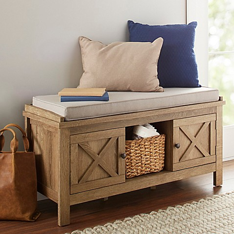 Chatham House Acadia Entryway Bench Bed Bath Amp Beyond