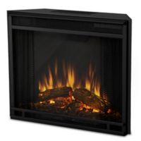 Real Flame® VividFlame Electric Firebox Insert in Black