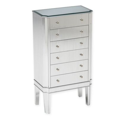 Buy Cabidor 174 Jewelry Storage Cabinet From Bed Bath Amp Beyond