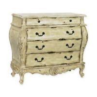 Sterling Industries Newport Chest in White