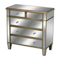 Verona Chest in Gold