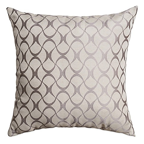 Madison Square 18-Inch Decorative Pillows : Hale 18-Inch Square Throw Pillow - Bed Bath & Beyond