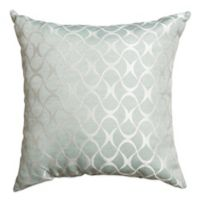 Hale 18-Inch Square Throw Pillow in Spa