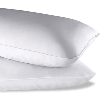 floating comfort waterbase fiberfill pillow