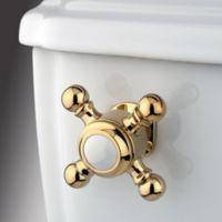Kingston Brass Buckingham Toilet Tank Handle in Polished Brass