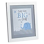 "Zutano® Elefant Blau ""Dream Big Little One"" Wall Art"