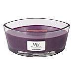 WoodWick® Spiced Blackberry 16 oz. HearthWick Flame Candle