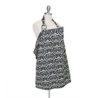 Bebe au Lait® Tribeca Nursing Cover in Black/White