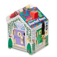 Melissa&Doug® Wooden Doorbell House