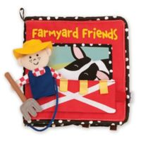 Manhattan Toy Farmyard Friends Book