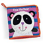 "Manhattan Toy® ""Find the Bear"" Soft Book"