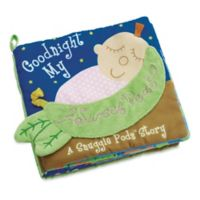 Manhattan Toy® Snuggle Pods™ Goodnight My Sweet Pea Book
