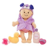 Manhattan Toy® Wee Baby Bathing Set and Doll